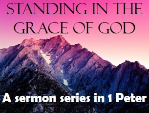 Standing in the grace of God